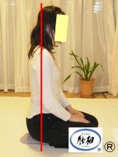 左膝の痛み、生理痛の改善例
