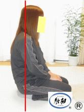 猫背、偏頭痛、肩こり、腰痛の改善例