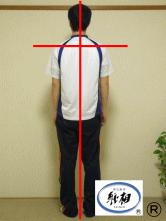 腰痛、身体のゆがみ、左肩の痛みの改善例