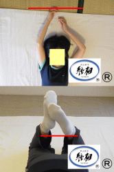 身体のゆがみ、肩こり、耳痛の改善例